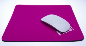 Mouse mat large